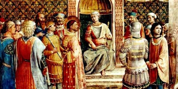 San Justino, Filósofo mártir el año 165 - 1 de junio 2