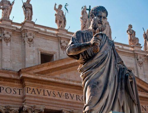 San Pedro presentado por Benedicto XVI