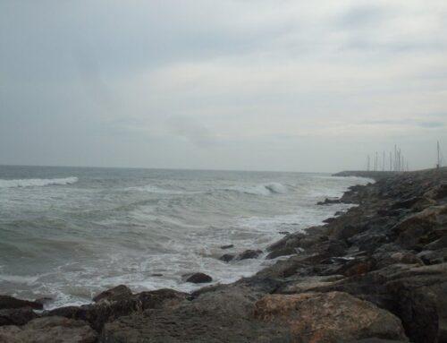 Tempestades en el mar de Galilea