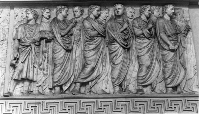 Los Mártires de la nobleza romana - Persecución de Domiciano año 95 1