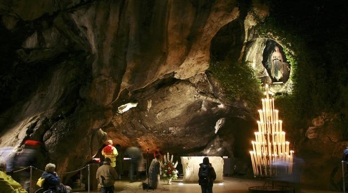 Gruta de la Virgen de Lourdes