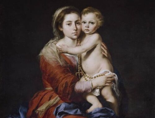 """1 de Diciembre: """"Madre de todos, de cada uno"""" – Novena a la Inmaculada (día 2º)"""