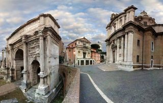 La Cárcel Mamertina se transformó rápidamente en un centro petrino de devoción - Roma 2