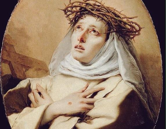 Benedicto XVI habla de Santa Catalina de Siena - Doctora de la Iglesia 1