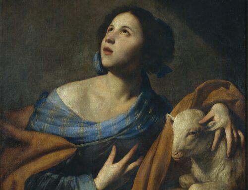 Santa Inés. Virgen y Mártir – 21 de enero