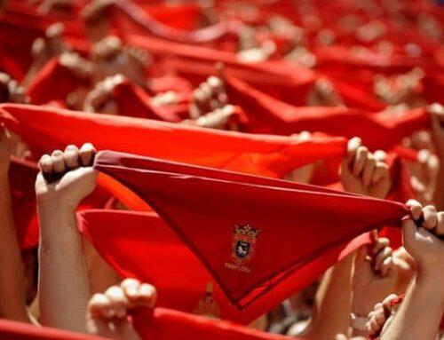 ¿Por qué el pañuelo rojo en San Fermín?