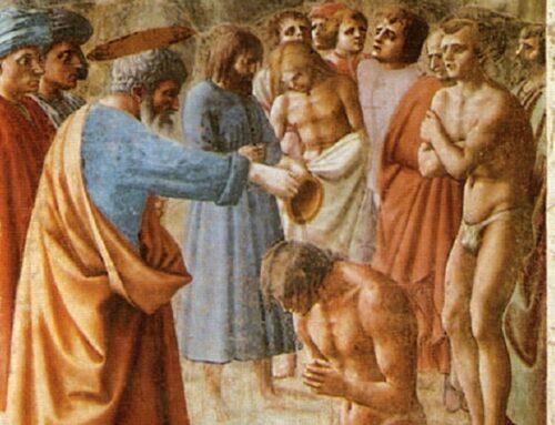 El catecumenado en la Iglesia primitiva