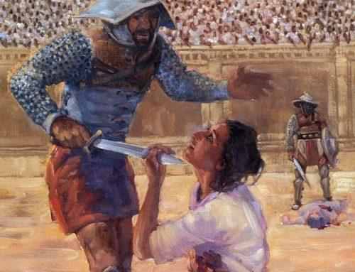 Acta de Martirio de Santas Felicidad y Perpetua (año 203 d.C.)