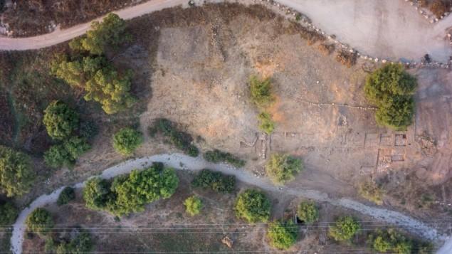Hallados los restos monumentales de la bíblica ciudad filistea de Goliat 2
