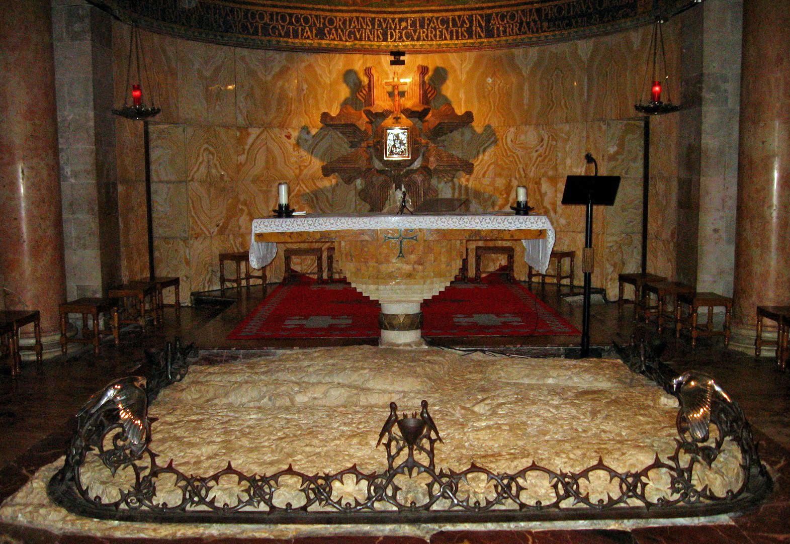 getsemani primeros cristianos cristianismo primitivo 1.jpg