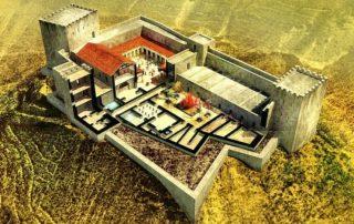 Maqueronte - Hallan baño ritual en la fortaleza de Herodes donde decapitaron a Juan el Bautista 2