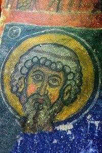 Iglesia subterránea descubierta en Nevşehir (Capadocia) Turquía: siglo IV-V 2