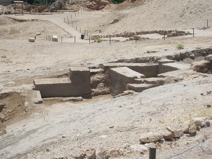 Jericó , Tierra Santa - la ciudad de Bartimeo y de Zaqueo 1