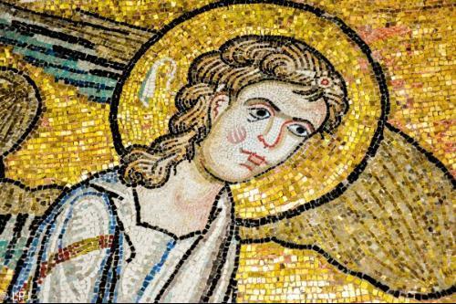 La restauración de la Basílica de la Natividad descubre valiosos mosaicos 1