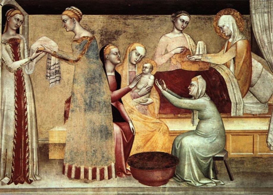 natividad virgen