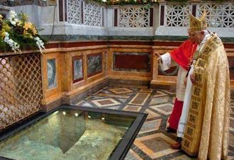 Basílica de San Pablo Extramuros en Roma 5