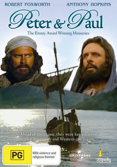 Una de las mejores películas sobre San Pedro y San Pablo 1