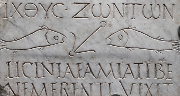 pez - simbolo cristiano