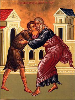 El regreso del hijo pródigo - Fidelidad a la vocación 1