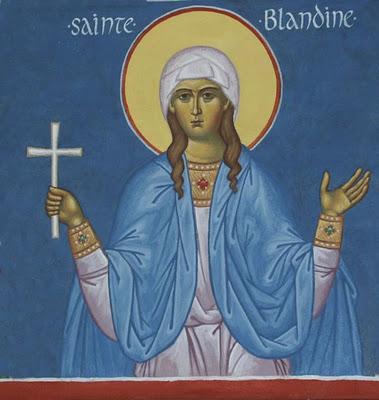 Saint Blandine