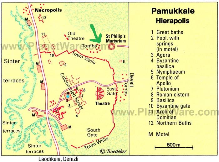 Descubren la supuesta tumba de San Felipe en Turquía 2