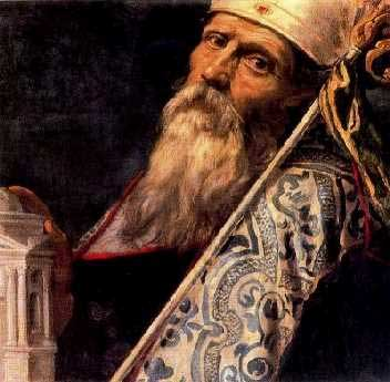 San Agustín - Su conversión es un modelo para nosotros en la búsqueda de Dios 2