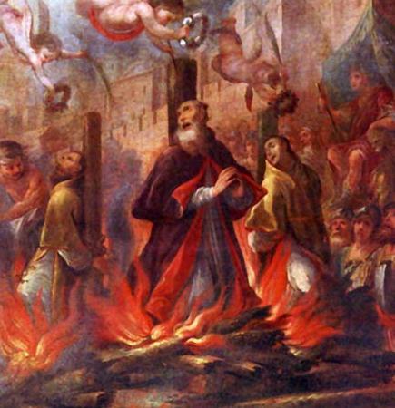San Fructuoso, Obispo de Tarragona -21 enero 1