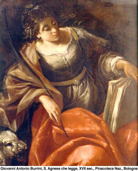 Santa Inés. Virgen y Mártir - 21 de enero 3
