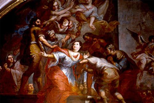 Santa Prisca virgen y mártir -18 de Enero 1