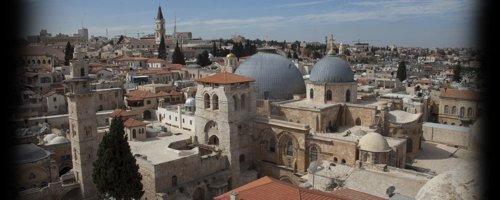 Los cinco lugares más especiales para un cristiano en Jerusalén 4