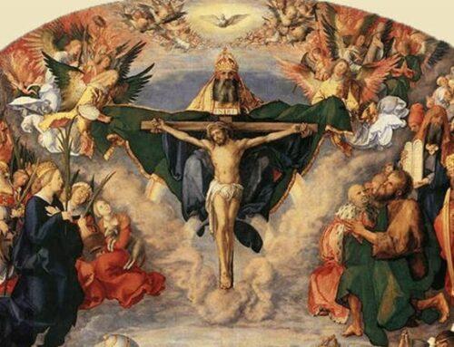 Día de Todos los Santos – 1 de noviembre