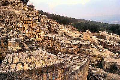 Ruinas de Sebaste