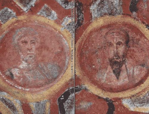 ¿Era éste el verdadero rostro de san Pedro y de san Pablo?