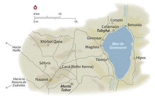 Tabga (Mar de Galilea) - Iglesia del Primado de Pedro 1