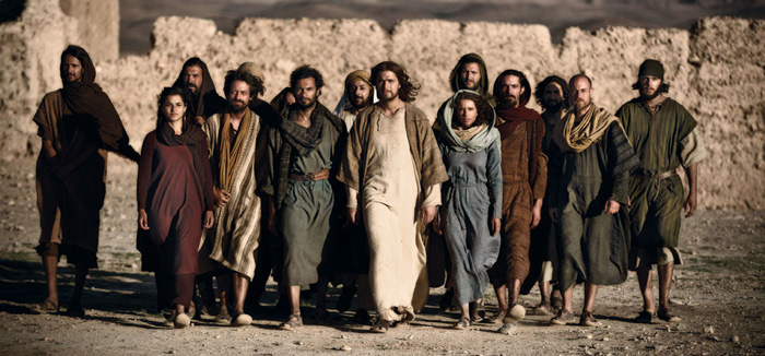 """La teleserie """"La Biblia"""", a punto de dar el salto a los cines 3"""