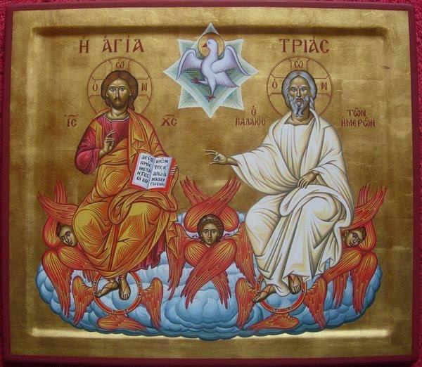 El dogma de la Santísima Trinidad en la Iglesia primitiva 1