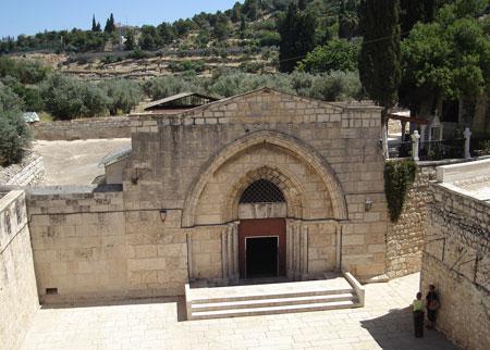 Getsemaní - Huerto de los olivos 4
