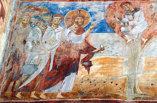 La conversión de Zaqueo - Benedicto XVI comenta el pasaje evangélico 1