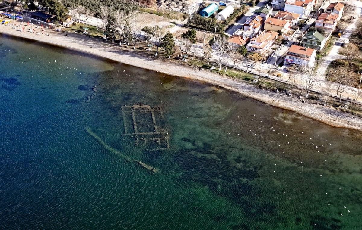 Descubierta, bajo el agua, una basílica de hace 1500 años en Turquía 2