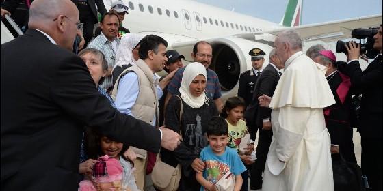 """Refugiado cristiano sirio acogido en parroquia del Vaticano: """"Dios siempre ha estado a mi lado"""" 1"""