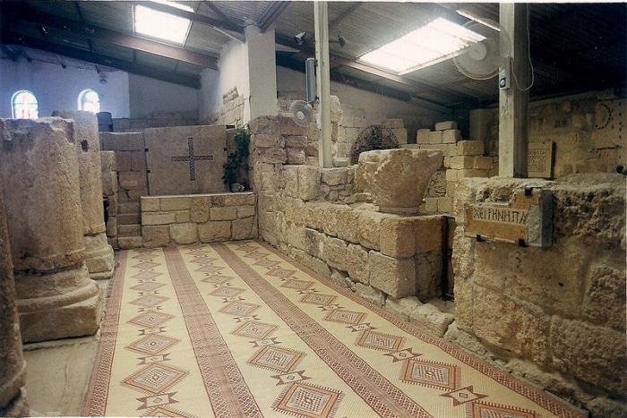 La tumba de Moisés - Monte Nebo 1