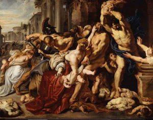 La matanza del Rey Herodes «El Grande»: la verdadera historia de los inocentes asesinados en Belén 2