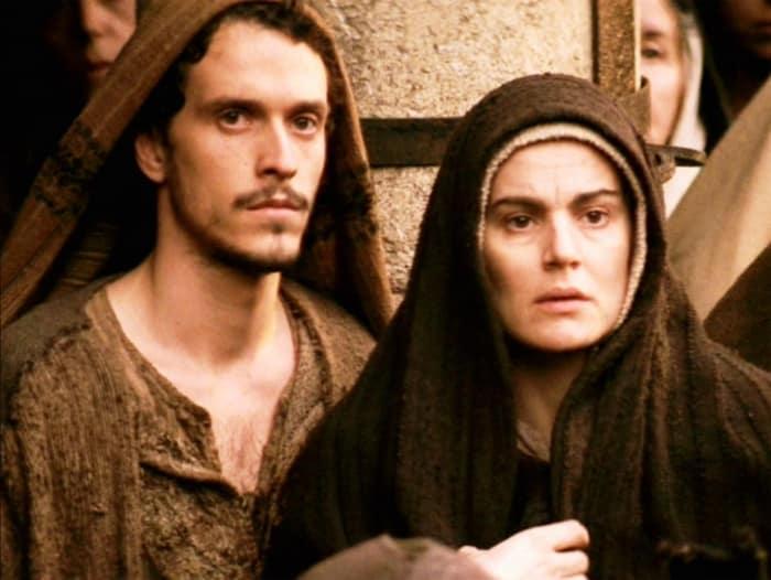 """¿Qué sabemos del """"discípulo amado"""" por Jesús, y por María? - San Juan 1"""