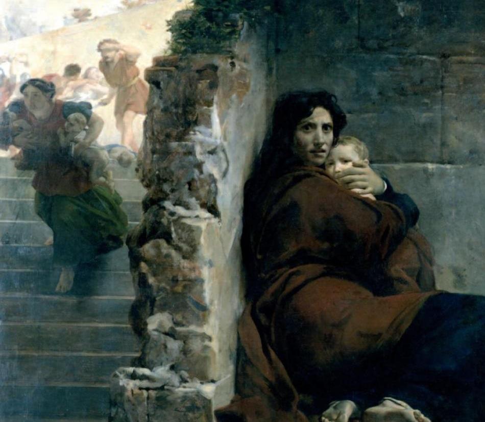 La matanza del Rey Herodes «El Grande»: la verdadera historia de los inocentes asesinados en Belén 1