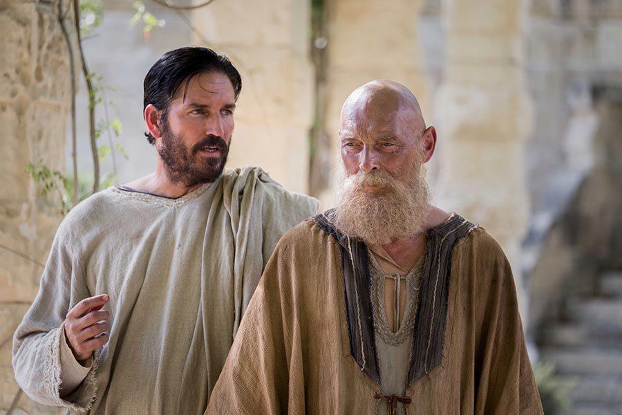 """Este es el trailer de la apasionante película """"Pablo, apóstol de Cristo"""" 1"""
