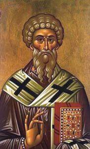 San Blas, obispo y mártir - 3 febrero 1