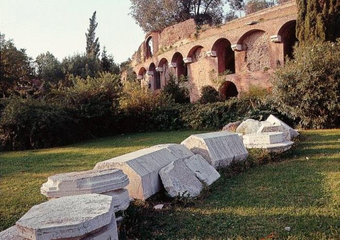 Nuevos descubrimientos en la Domus Aurea, el palacio de Nerón - Roma 1