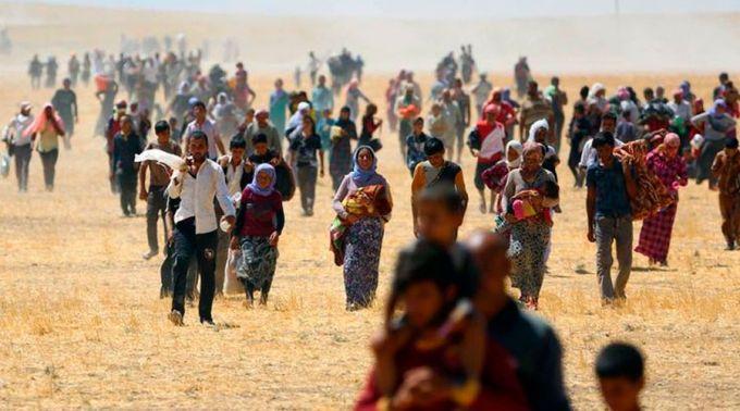 """""""Los cristianos perseguidos en Irak no se consideran héroes, creen que hicieron lo que debían"""" 1"""