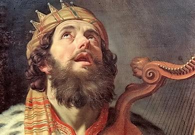 Impresionantes profecías del rey David sobre la Pasión de Cristo - 1000 años antes 1