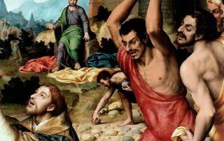 Dos incógnitas sobre San Esteban siguen abiertas - su tumba y el papel de Gamaliel en su vida 1